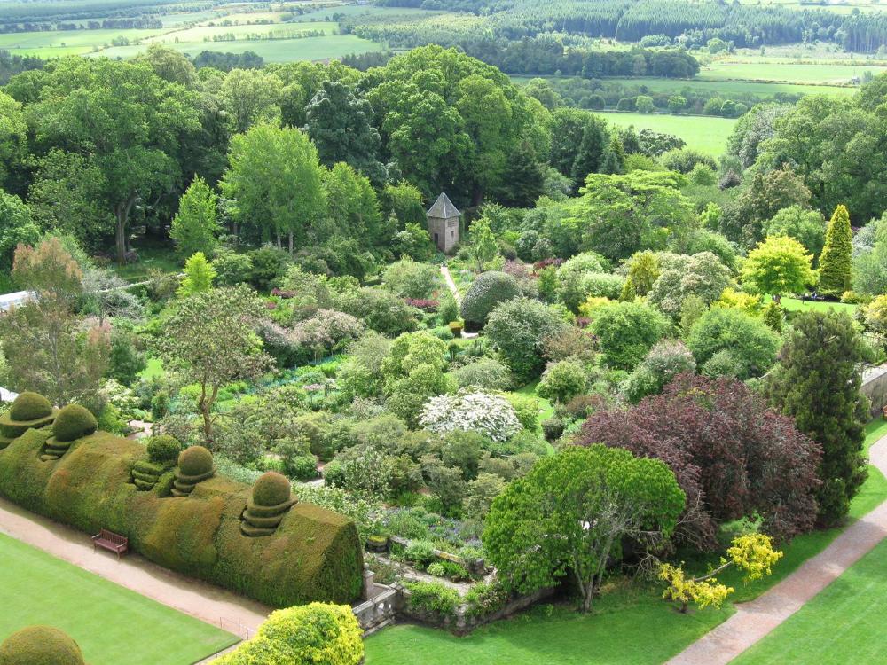 41+ Les plus beaux jardins prives inspirations