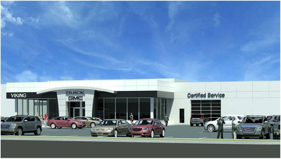 Some big changes coming to Viking Buick GMC! Take a look
