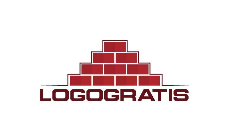 Logo ladrillos logo para empresas de construcci n for Empresas construccion