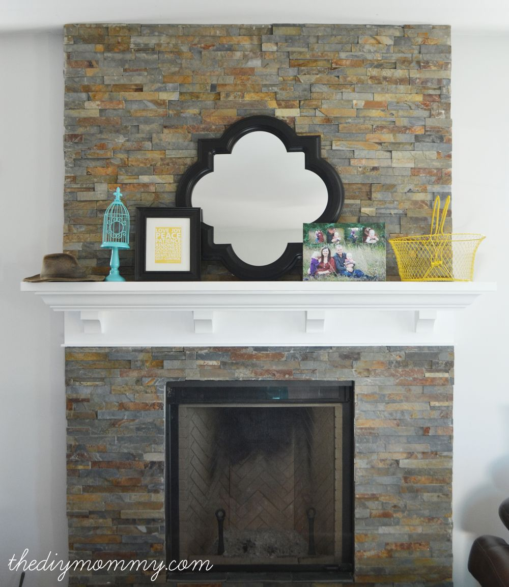 Tiled fireplace Google Search fireplace ideas Pinterest Slate