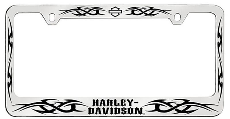 Harley Davidson License Plate Holder For Car - Best Plate 2018
