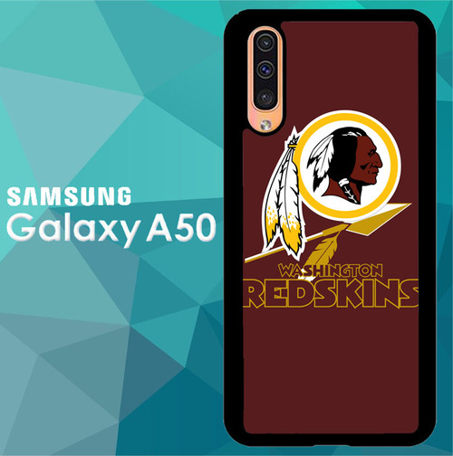 washington redskins logo Z3331 Samsung Galaxy A50 Case in