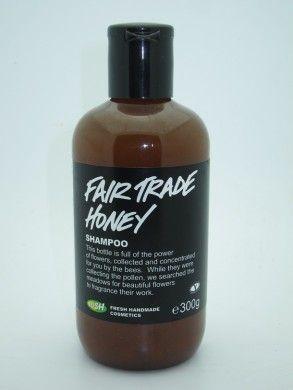 Lush Fair Trade Honey Shampoo Review Honey Shampoo Lush Hair Products Shampoo