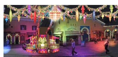 Busch Gardens Christmas Town Tickets.Christmas Town At Busch Gardens Tampa Bay Tickets Orlando