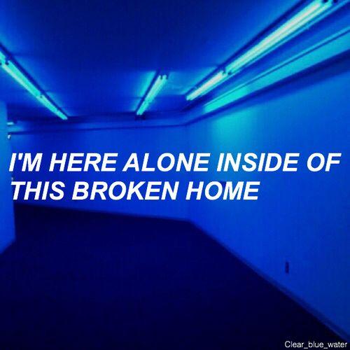 Imagen De Lyrics Broken Home And All Caps Lyrics Broken Home