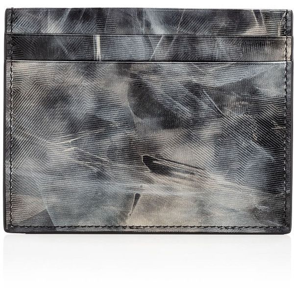 Christian Louboutin Kios Simple Card Holder 250 Liked On Polyvore Featuring Bags Wallets Gunmetal Chris Louboutin Bags Simple Cards Christian Louboutin