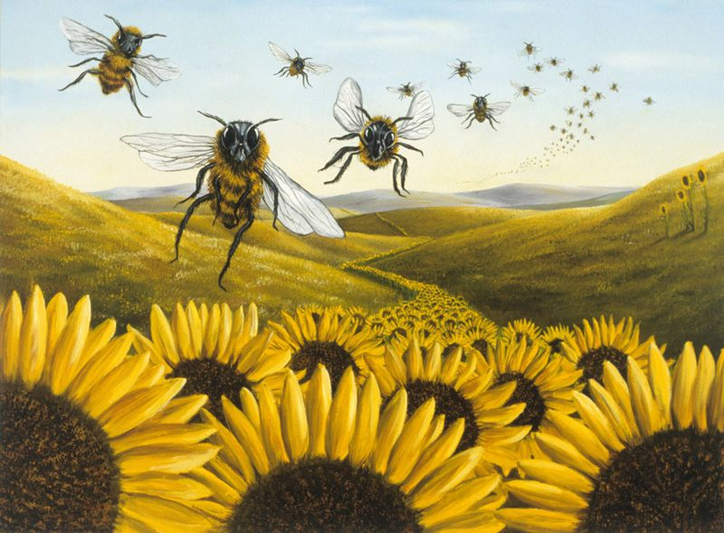 Robert Bissell | Invaders