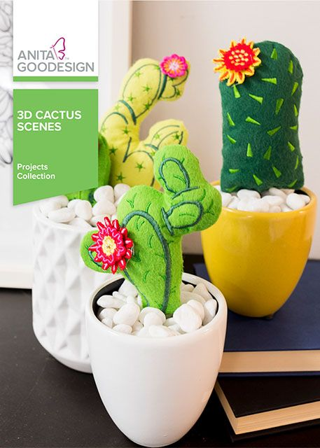 3d Create Your Own Room: Anita Goodesign, Machine Embroidery Designs