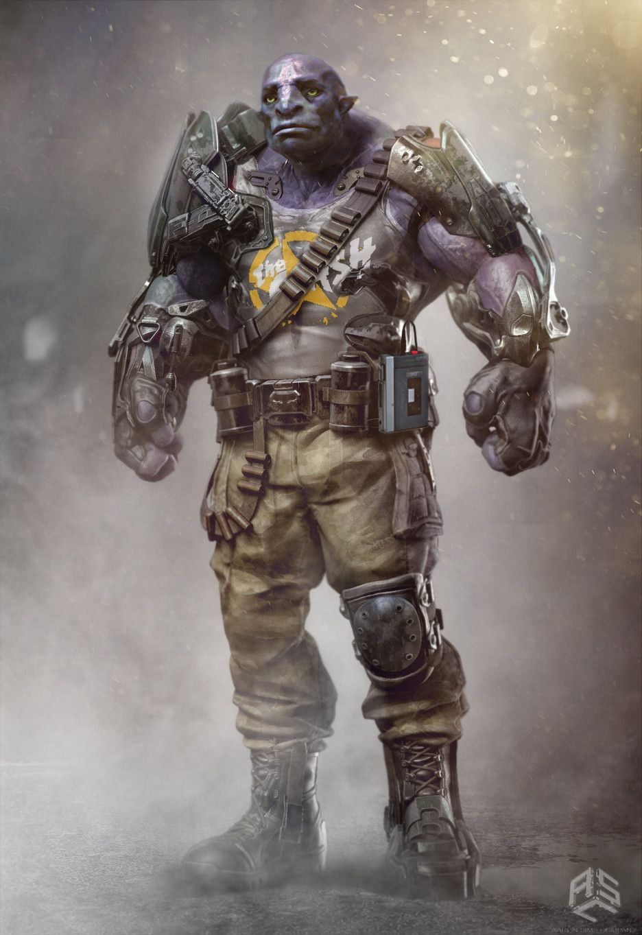 Ready Player One Concept Art Aaron Sims Creative Ready