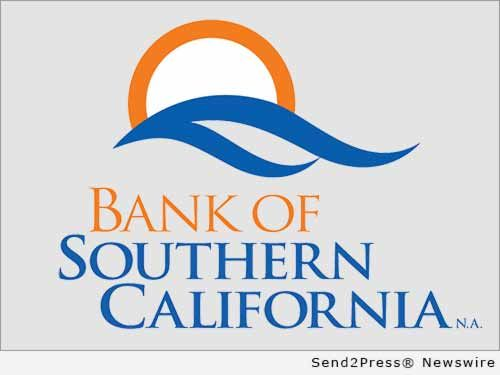 Bank Of Southern California Announces Ticker Symbol Change To Bcal