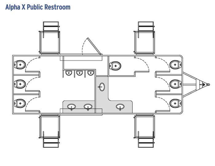 Commercial Ada Bathroom Floor Plans Google Search Project 3 ADA Bathroom