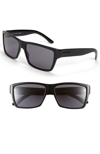 5fddbab6702 Gucci Rectangular 57mm Sunglasses available at  Nordstrom