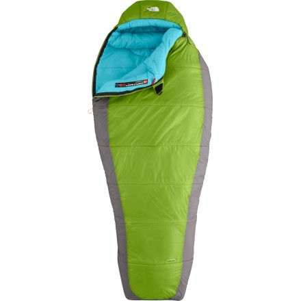 The North Face Snow Leopard Sleeping Bag - 0 Degree Synthetic - Women\\\'s