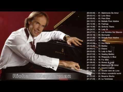 Música Para Reducir Estres Música Clásico Para Relajante Música Instrumental Mozart E092 Youtube Richard Clayderman Piano Best Songs Classical Music