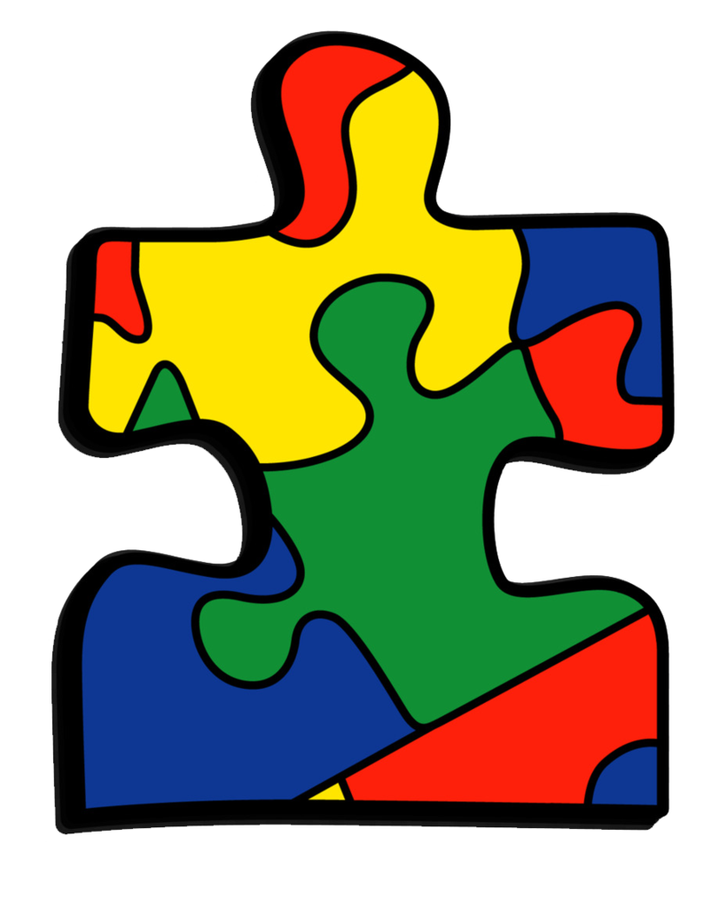 Iron On Autism Awareness Patch Jigsaw Puzzle Piece Puzzle Piece Art Autism Puzzle Piece Autism Art