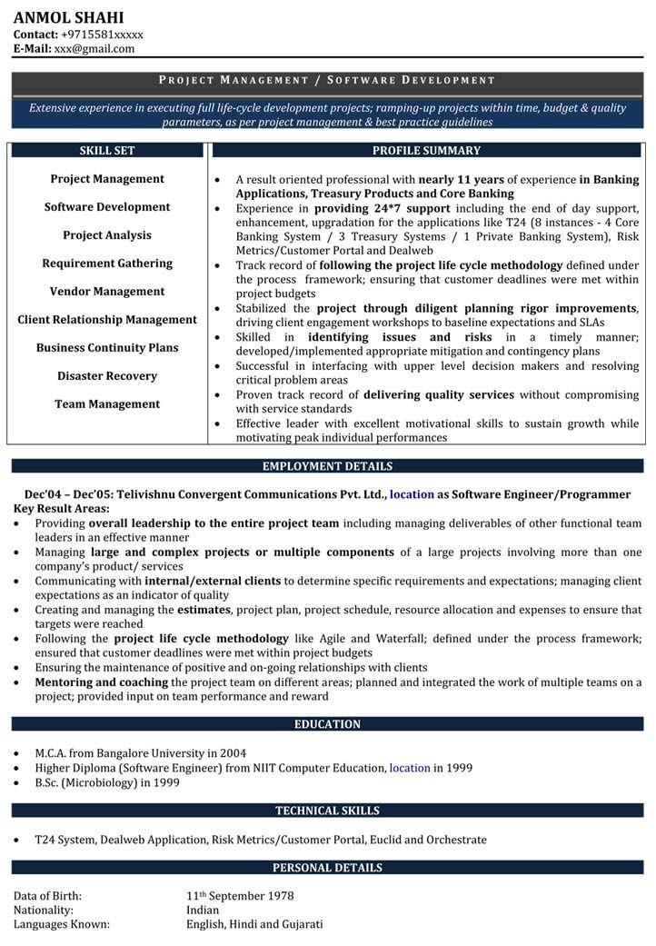 Software Developer Resume Samples Resume Software Resume Objective Resume Objective Examples