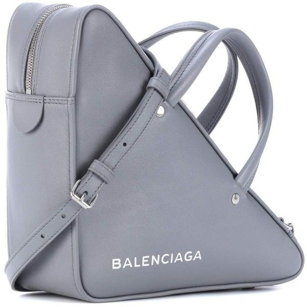 balenciaga tote bag grey