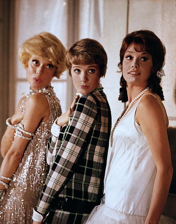 Julie Andrews, Mary Tyler Moore, Carol Channing