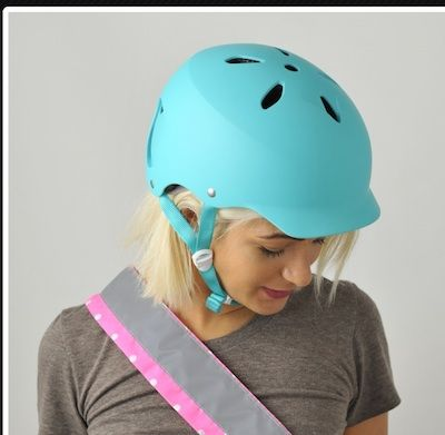 Cute Helmets For Women Many Years Later I Borrowed A Bike At