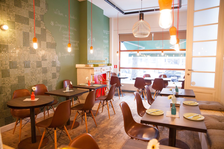Welcome New Homes Antwerp Coffee House