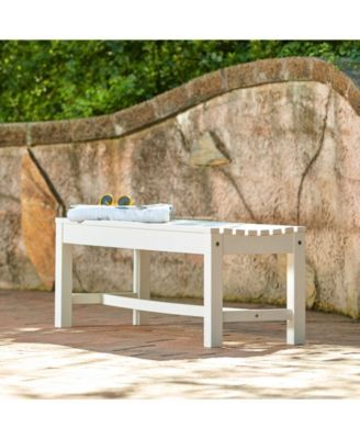 Outstanding 4Ft Outdoor Backless Bench Recycled Plastic In 2019 Ibusinesslaw Wood Chair Design Ideas Ibusinesslaworg