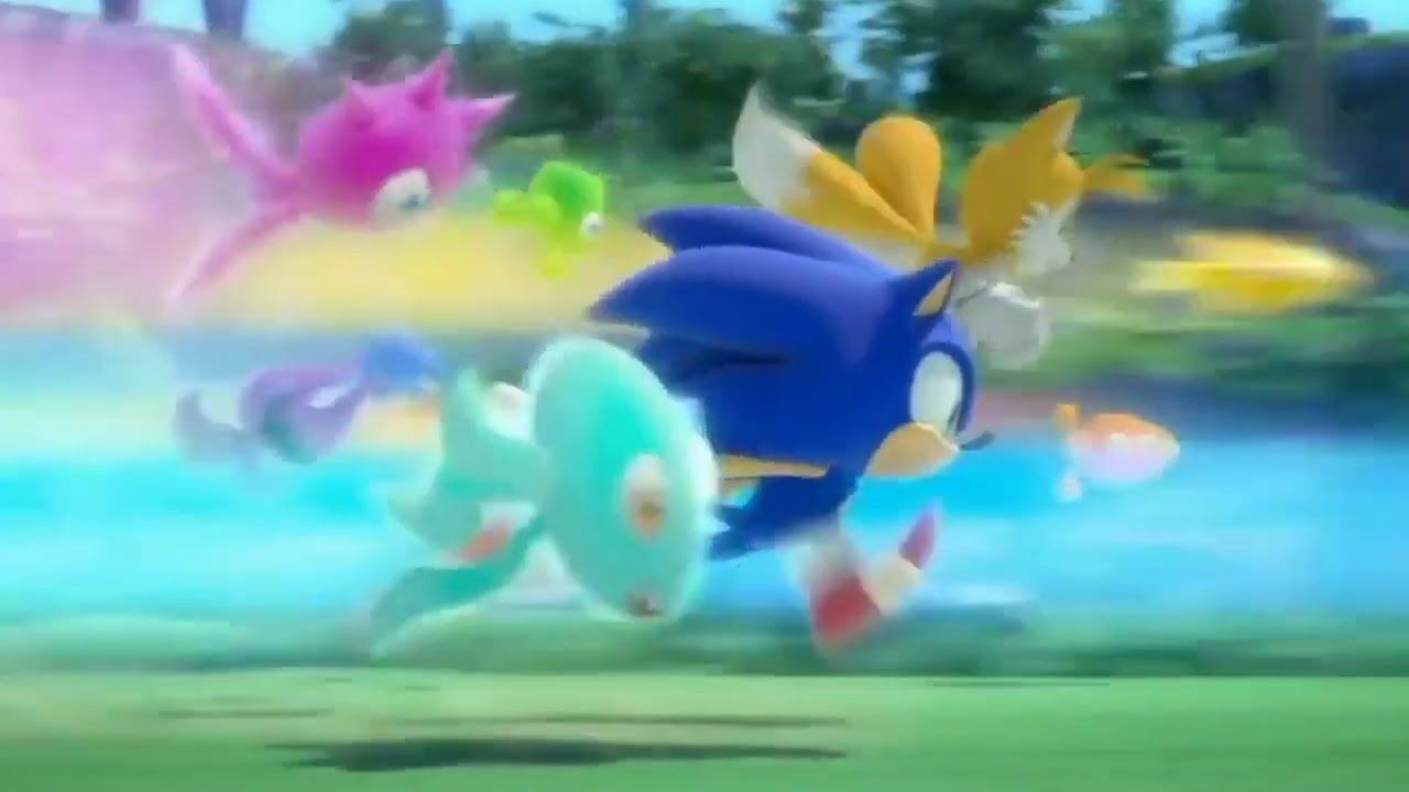 Sonic Colors the movie HD | Sonic Boom | Pinterest