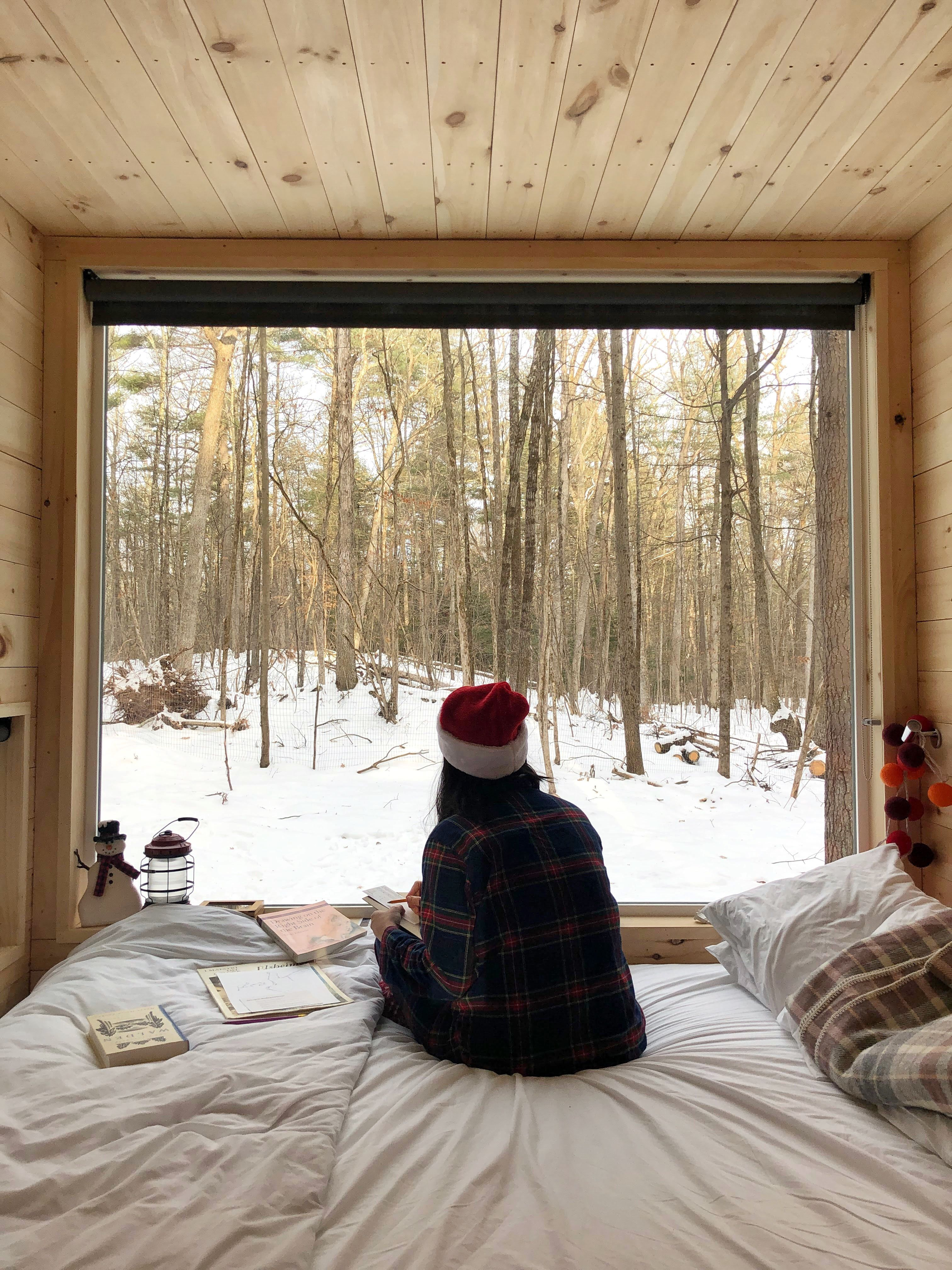 Weekend Getaway From Nyc Cabin In Catskill Ny For More Go To Instagram Twotravelisseurs