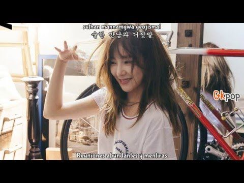 Tiffany - Once in a Lifetime (Sub Español - Hangul - Roma) HD
