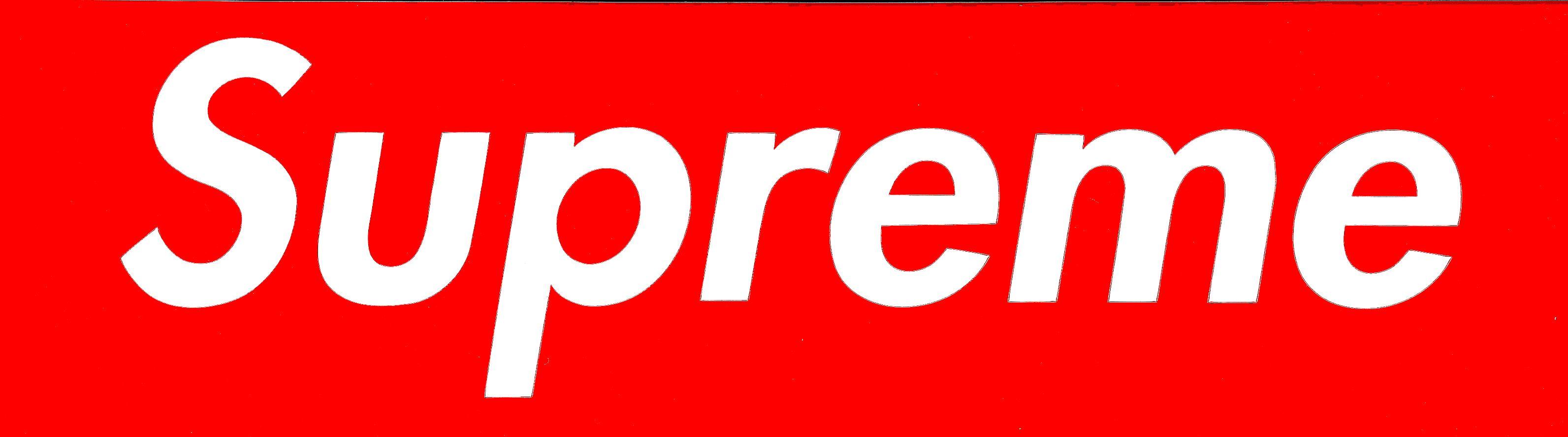 Supreme supreme sticker supreme brand supreme logo supreme wallpaper hypebeast wallpaper