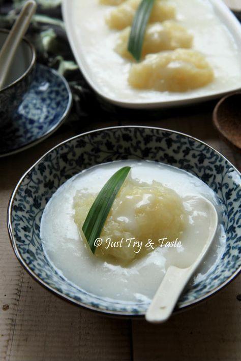 Resep Singkong Thai Jtt Resep Masakan Thai Masakan Thailand Resep Masakan