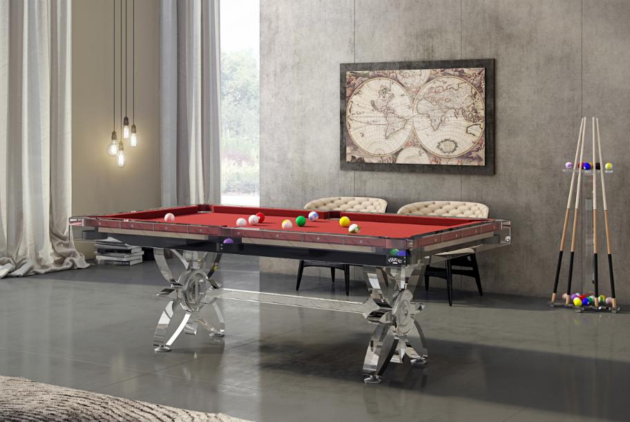 Tavolo Da Biliardo Moderno.Pin Di Biliardi Etrusco Su Biliardi Tavolo Moderni Etrusco