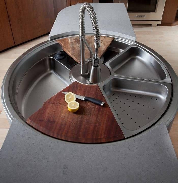 Creative space saving modern kitchen sink kitchen sink creative space saving modern kitchen sink workwithnaturefo
