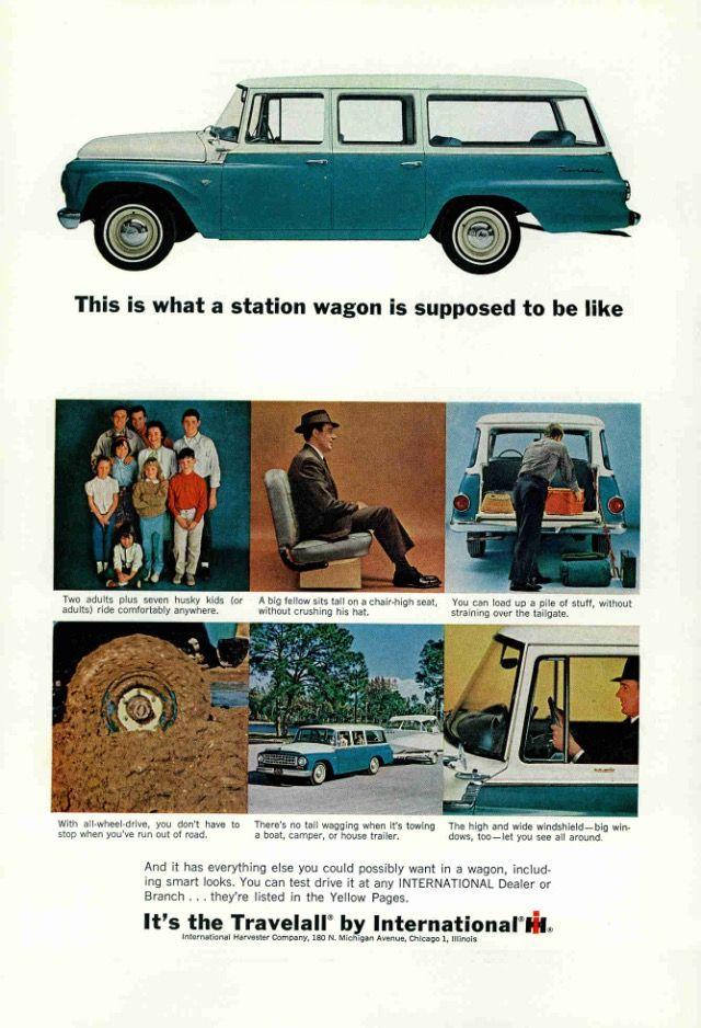 1964 #vintage #ad #magazine #old #car | Ad Vintage | Pinterest ...