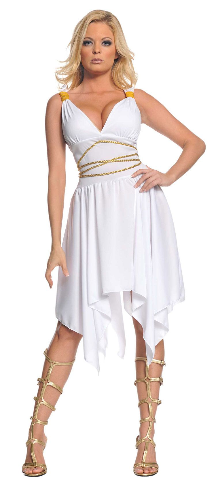 Greek Costumes For Women | Sexy Greek Goddess Costume - Greek and Roman Costumes  sc 1 st  Pinterest & Greek Costumes For Women | Sexy Greek Goddess Costume - Greek and ...