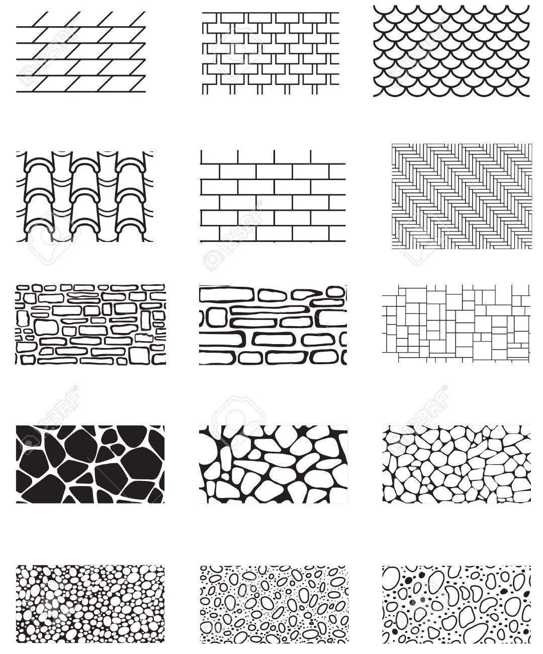 Texture Muro Pietra Mattoni