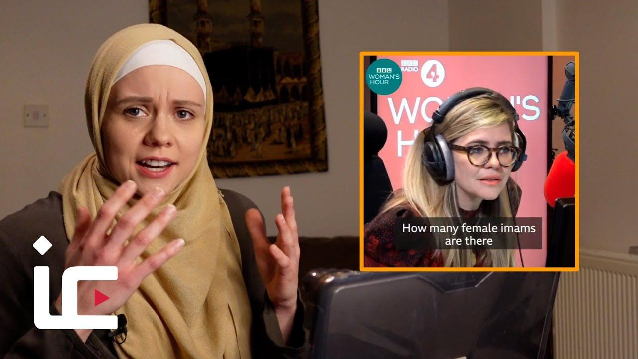 """""""Why are there no female imams?"""" Muslim reacts to BBC's controversial interview with Zara Mohammed 