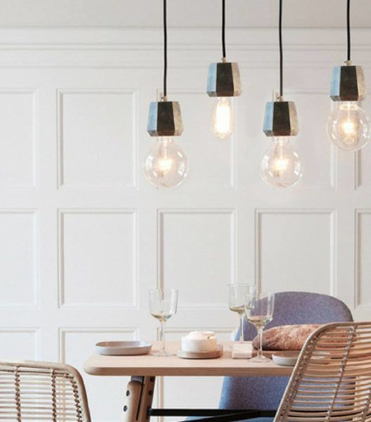 Suspension luminaire – suspension – design – Pastel living