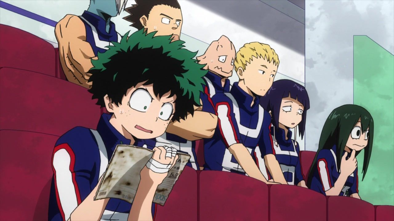 Class 1a a my hero academia podcast popped off in 2020