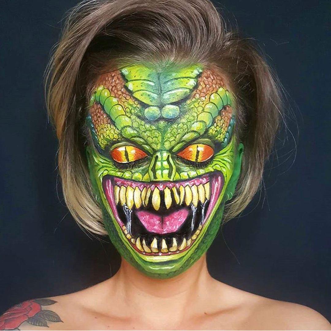 halloween makeup artist atlanta