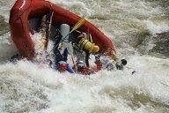 Kimberly ~ Lochsa River Madness 2014!  Lochsa River, ID.