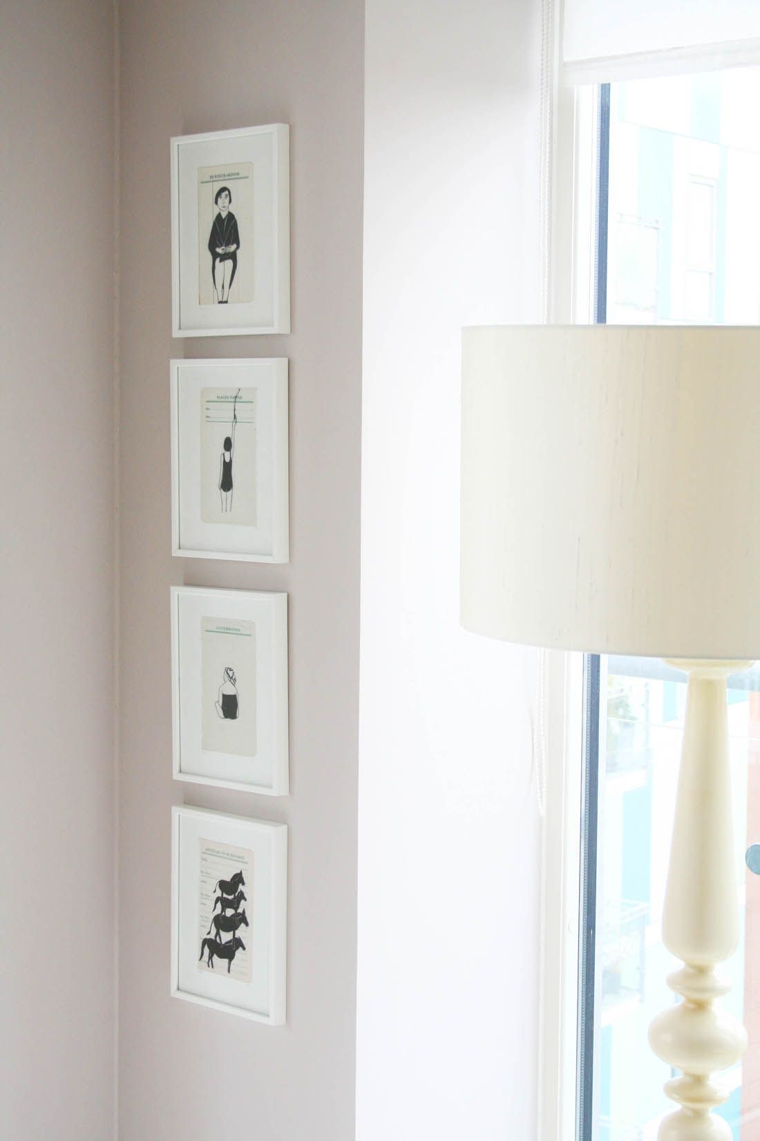 Easy Ways To Hang Wall Art   Using Command Strips To Hang Pictures    Apartment Apothecary