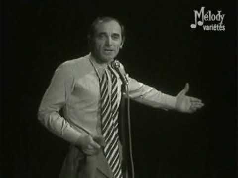 Charles Aznavour Je me voyais deja