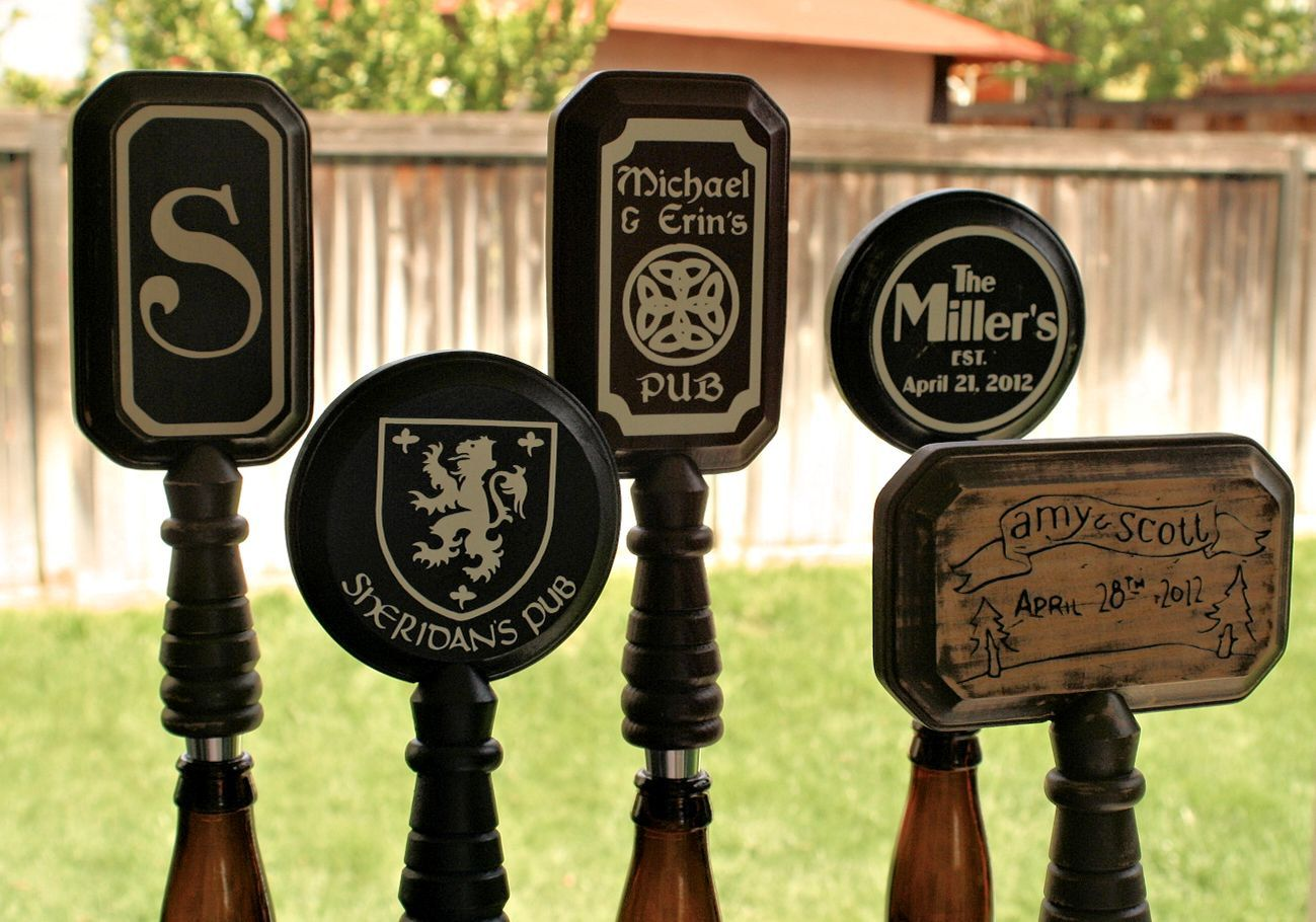 craft beer gift ideas gift idea custom tap handle for the craft brewer or 3733