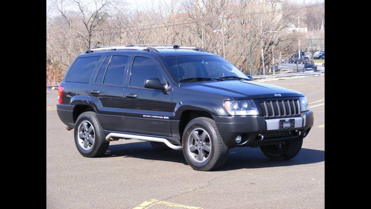 2004 Grand Cherokee Laredo Freedom Edition Silver Front Fascia