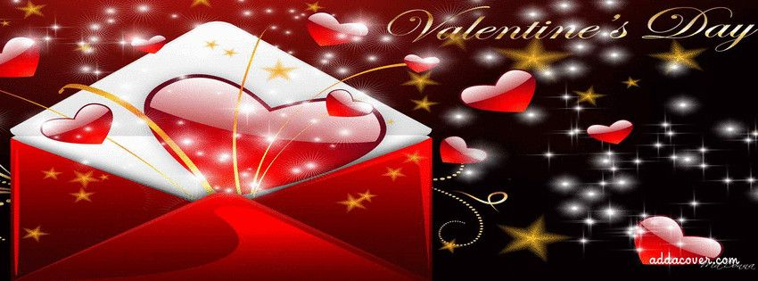 Valentines Day Facebook Cover Facebook Timeline Covers Pinterest
