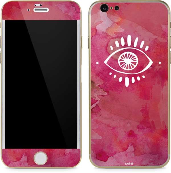 Good Vibes Desert Evil Eye Design. Available as a case or skin for multiple devices. Shop now at www.skinit.com #goodvibes #iphone #iphone6 #iphoneskin