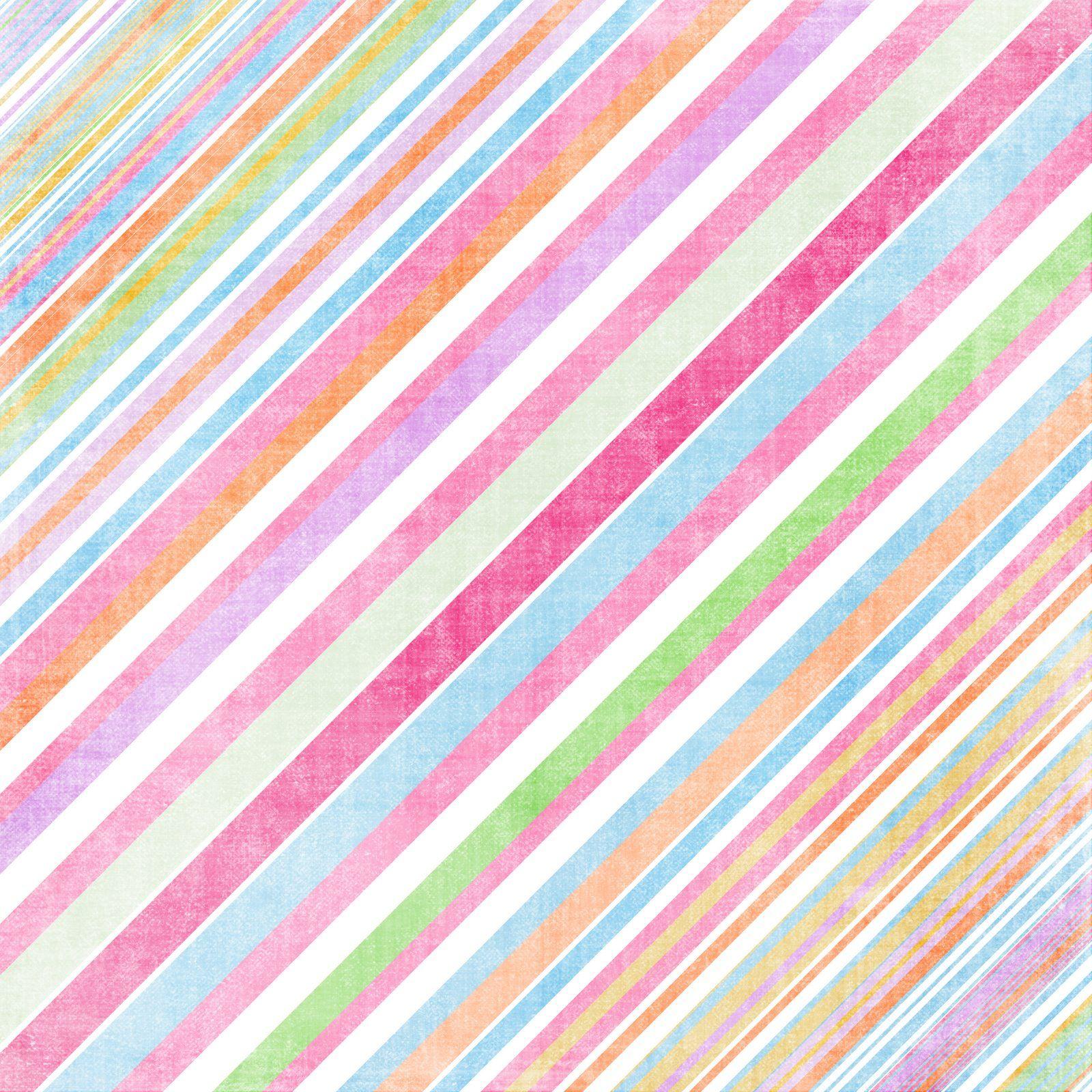 Diagonal rainbow stripe pattern | Kawaii ♡ Patterns ...