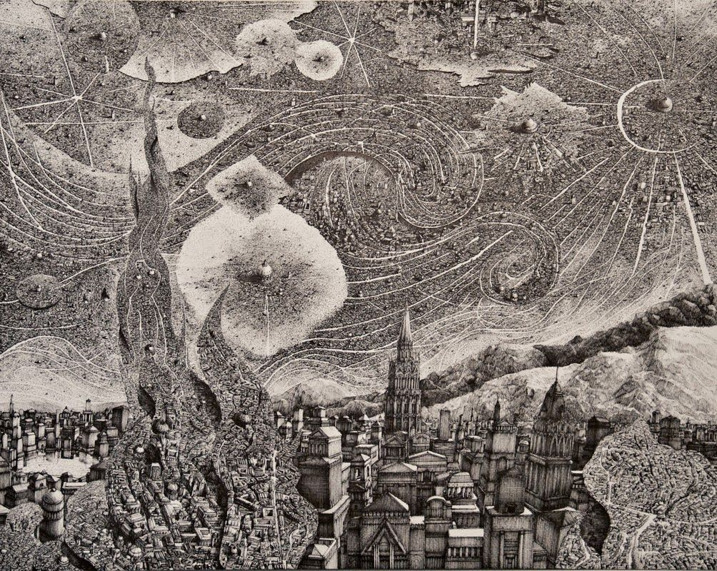 Maps - Ben Sack