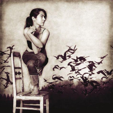garudasana printsgosia janik  stretched canvas prints yoga art photographic prints