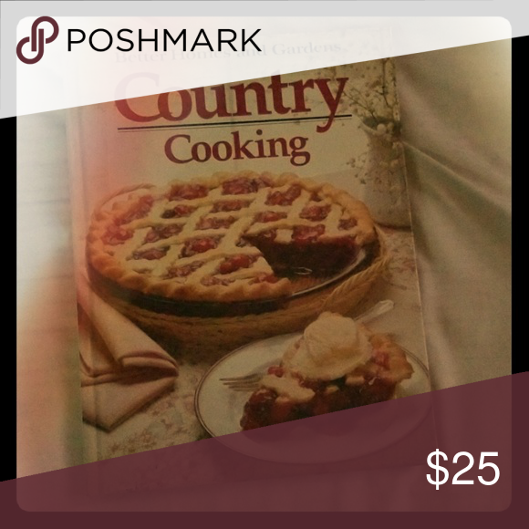 Enjoy country cooking? Need more recipes? Country cooking